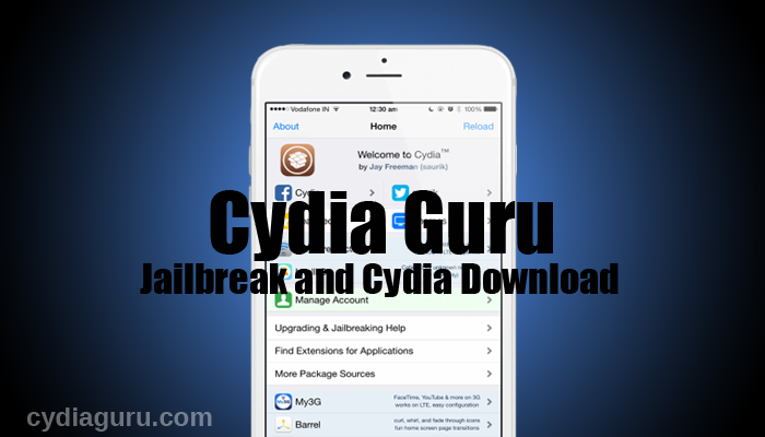 Cydia Download for iOS 12, 11, 10 & iOS 9 without