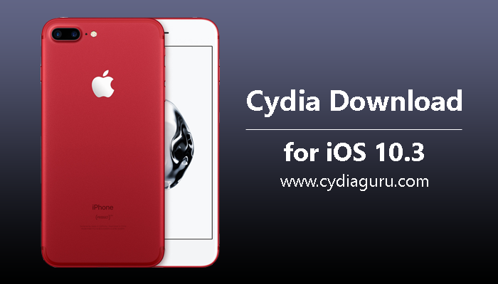 iOS 10.3 Cydia download